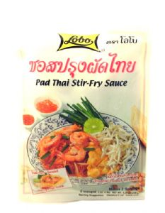 Pad Thai Stir Fry Sauce by Lobo | Buy Online at the Asian Cookshop